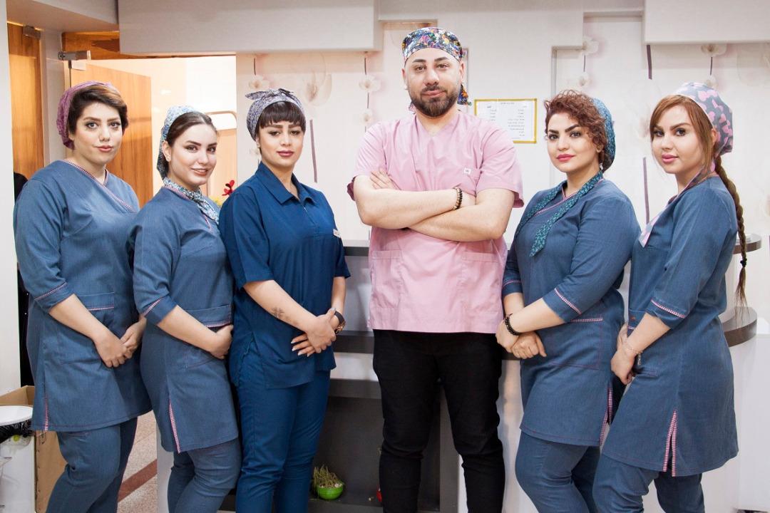 تزریق چربی اصفهان دکتر شمعی
