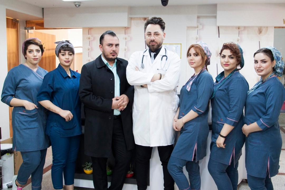 تزریق چربی اصفهان دکتر مسیح شمعی