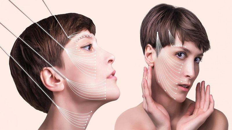بهترین تزریق چربی اصفهان   درمان لیفت صورت با نخ